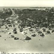 St-Gilles-sur-Vie, le camping dans la pinède.