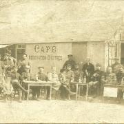 St-Gilles-Croix-de-Vie, militaire guerre 14/18, 8ème compagnie.