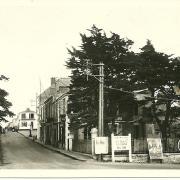 Saint-Gilles-sur-Vie, route de Nantes.
