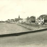 Saint-Gilles-sur-Vie, le quai.
