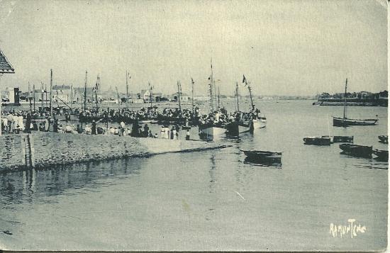 Croix-de-Vie, fête du port.