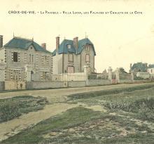 Croix-de-Vie, La Paisible, Lucia, Les Falaises.
