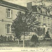 St-Gilles-sur-Vie, l'hôpital.