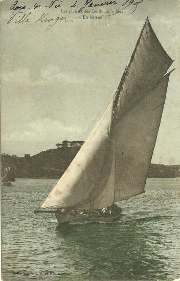 Croix-de-Vie, les plaisirs du bord de la mer.