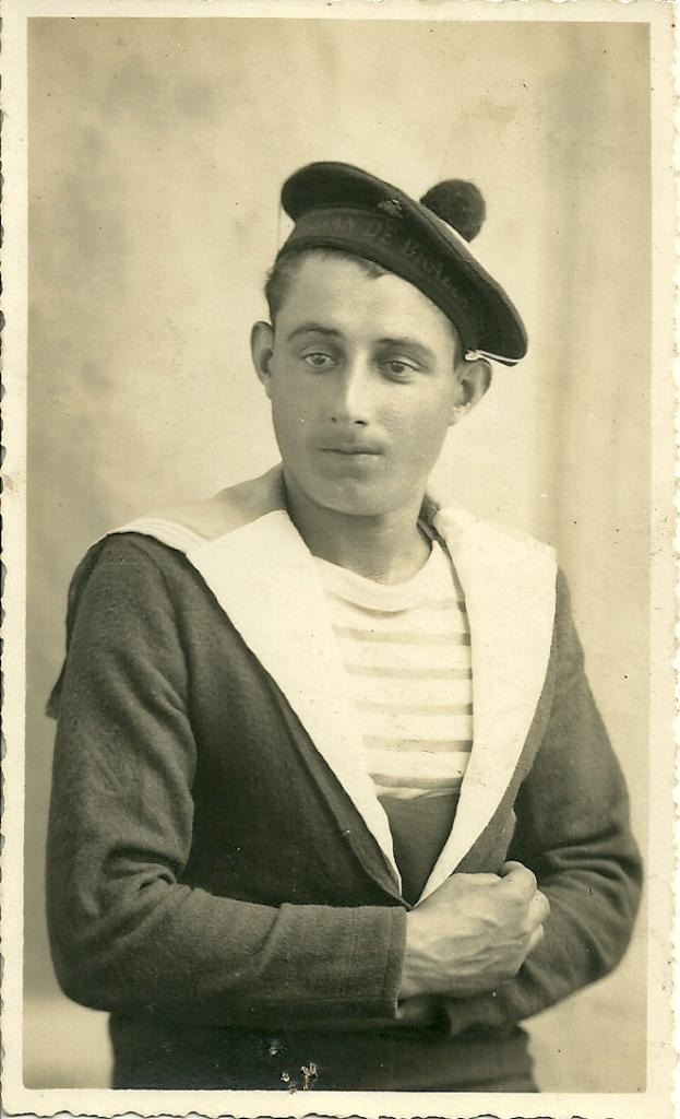 St-Gilles-sur-Vie, un cousin Jules Burgaud.