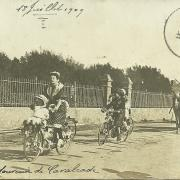 St-Gilles-sur-Vie, la cavalcade.