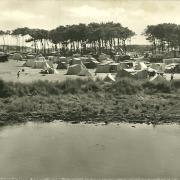 St-Gilles-sur-Vie, le camp du camping.