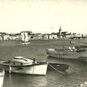 St-Gilles-sur-Vie, l'embouchure de la Vie.
