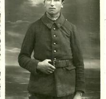 Saint-Gilles-sur-Vie, mon grand oncle Georges Camus.