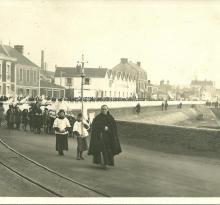 Croix-de-Vie, mission de 1932.