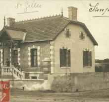 Saint-Gilles-sur-Vie, villa Simplette.