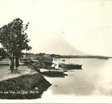 Croix-de-Vie, le quai Gorin.