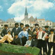 St-Gilles-Croix-de-Vie, le groupe Bise-Dur.