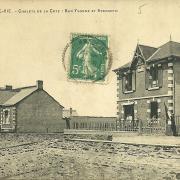 Croix-de-Vie, châlets de la côte Ker Yvonne et Speranto.