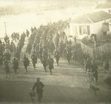 St-Gilles-sur-Vie, prisonniers Allemands, carrières Berthomé.