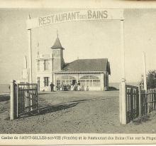 Saint-Gilles-sur-Vie, le casino.