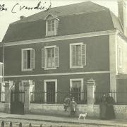 Saint-Gilles-sur-Vie, Maison Gauvrit propriétaire Hôtel du Lion d'Or.