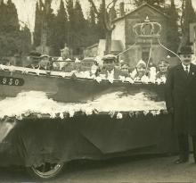 St-Gilles-Croix-de-Vie, mi-carême 1930.