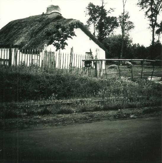 St-Gilles-sur-Vie, à la campagne.