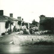 St-Gilles-sur-Vie, maison basse vendéenne.