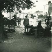 Marché de Croix-de-Vie,.