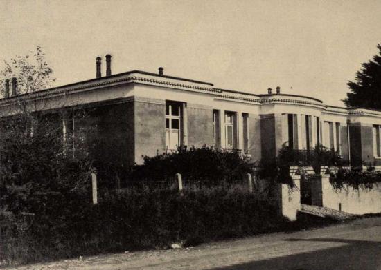 Saint-Gilles-sur-Vie, Villa Docteur Guinemand.