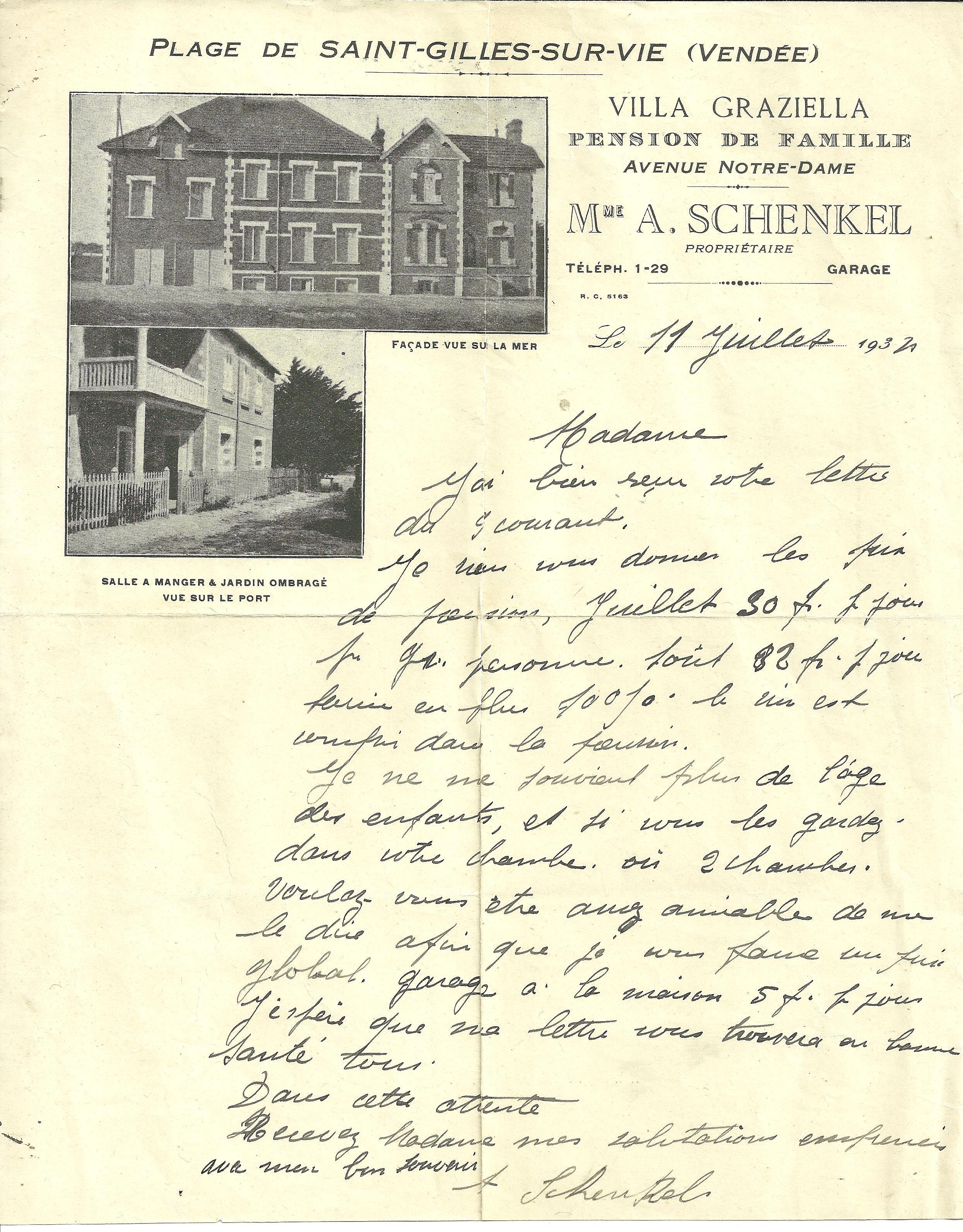 Villa Graziella Mme Schenkel (2)