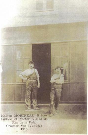 Isidore et Victor VOILIER